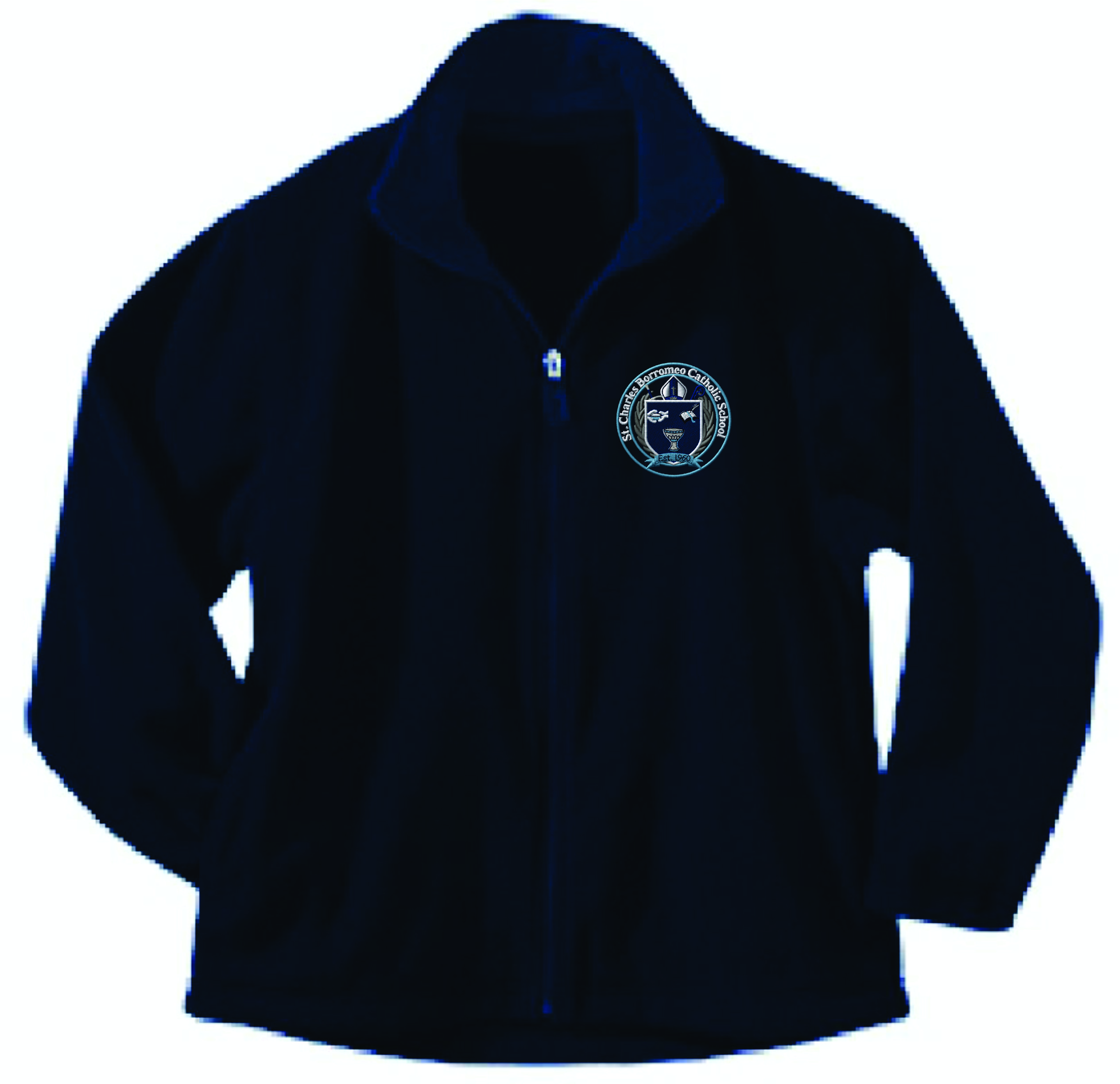 St Charles Navy Fleece